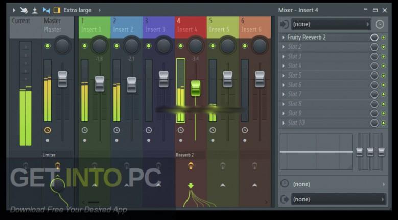 FL Studio 20.1.1 Jan 2019 Offline Installer Download-GetintoPC.com