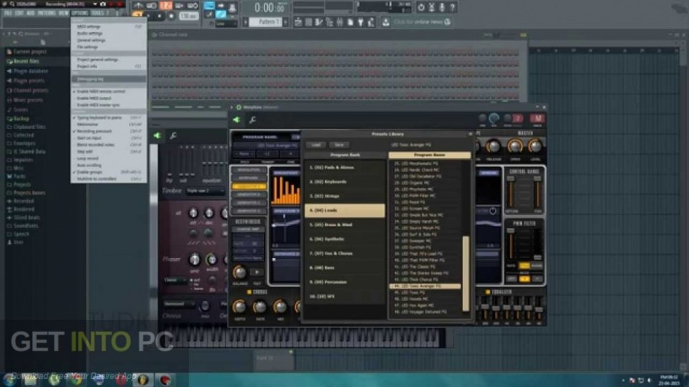 FL Studio Producer Edition 20 Latest Version Download-GetintoPC.com