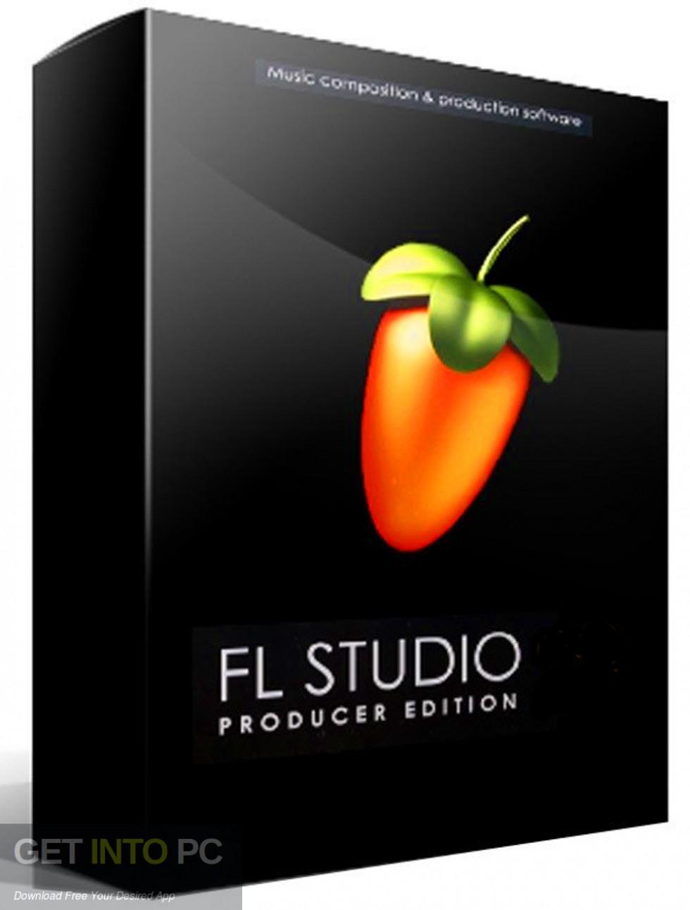 FL Studio Producer Edition + Signature Bundle v20.5 Free Download-GetintoPC.com