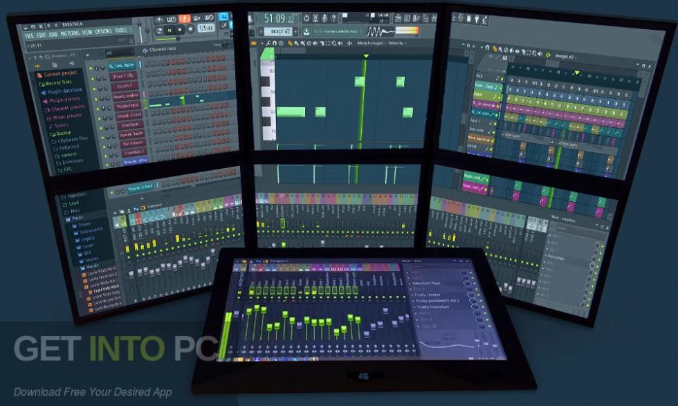 FL Studio Producer Edition + Signature Bundle v20.5 Latest Version Download-GetintoPC.com
