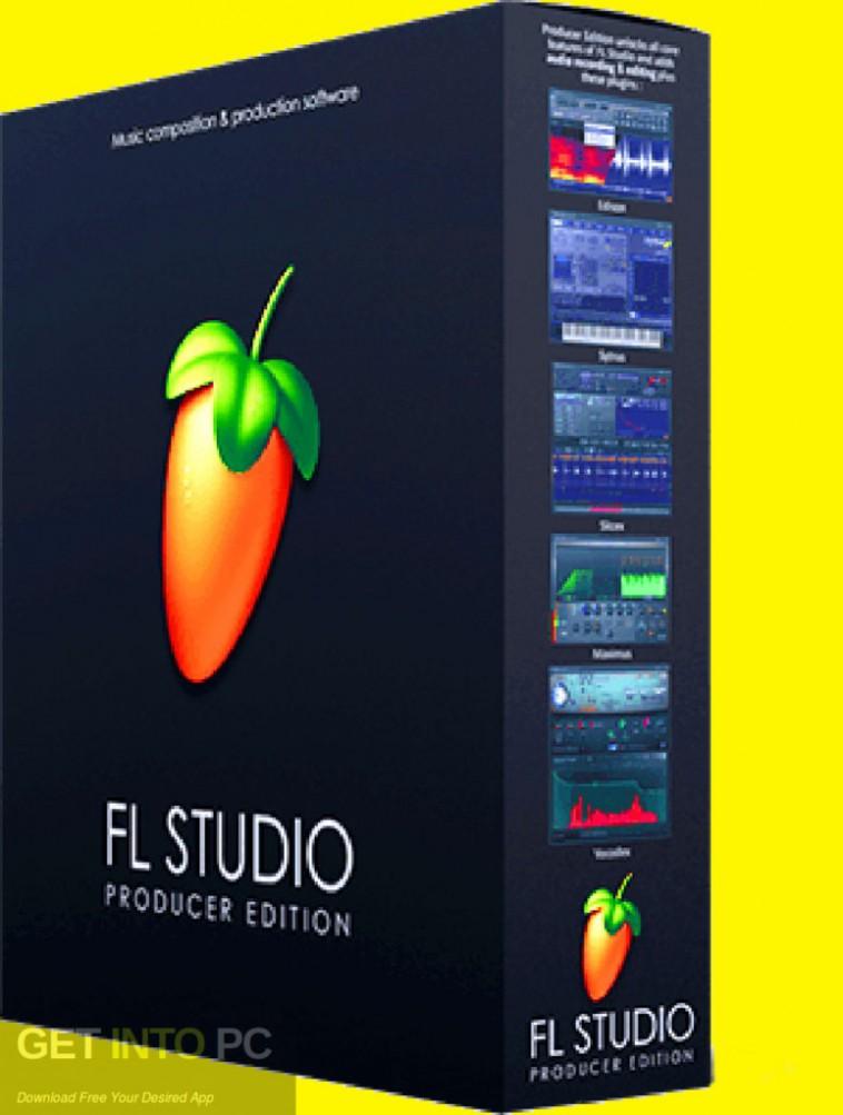 FL Studio Producer Edition + Signature Bundle v20.6 2019 Download-GetintoPC.com
