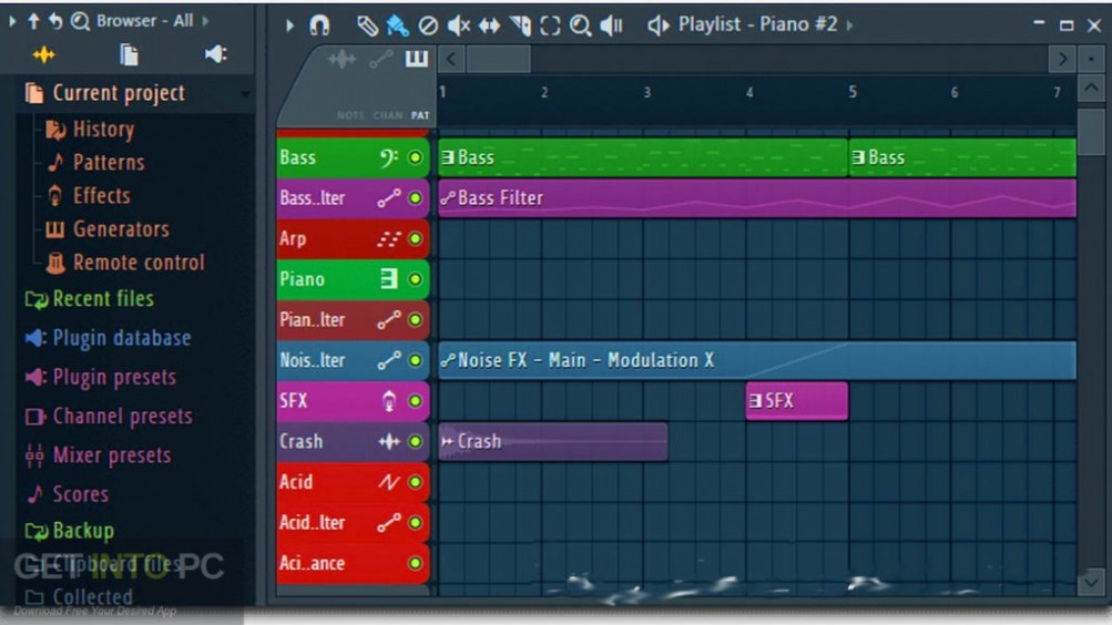 FL Studio Producer Edition + Signature Bundle v20.6 2019 Offline Installer Download-GetintoPC.com