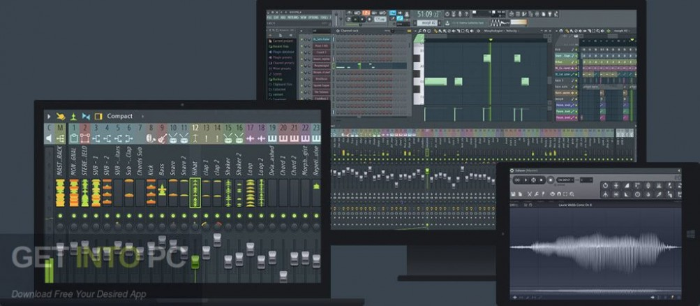 FL Studio XXL Producer Edition v8.0.2 + Autotune v5 Direct Link Download-GetintoPC.com