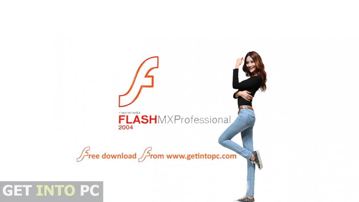 Flash MX 2004 Downlaod For Free