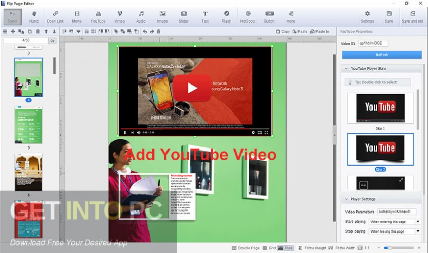 FlipBuilder Flip PDF Pro 2020 Offline Installer Download