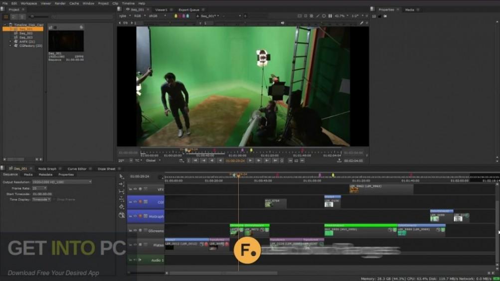 Foundry Nuke Studio 11 Direct LInk Download-GetintoPC.com