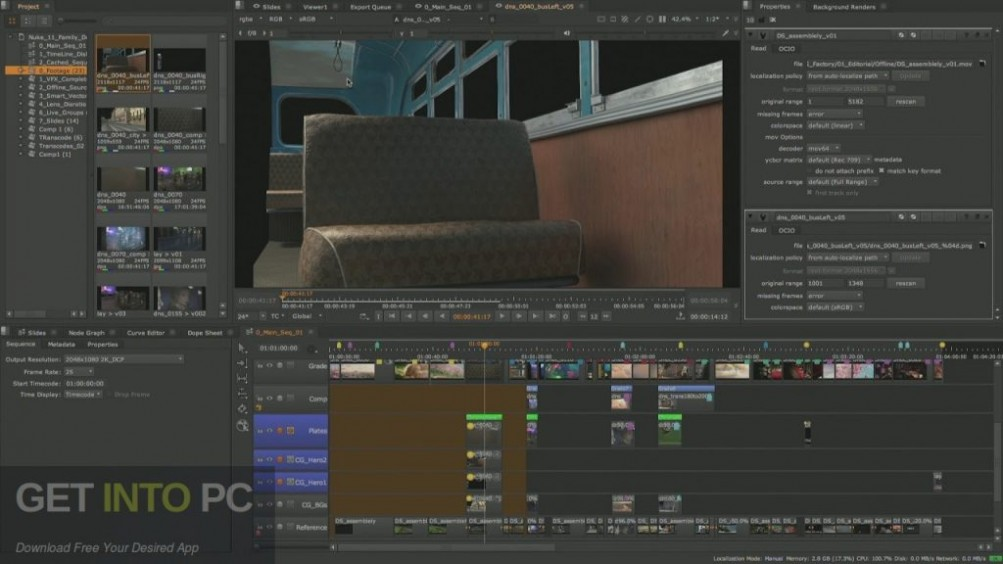 Foundry Nuke Studio 11 Offline Installer Download-GetintoPC.com