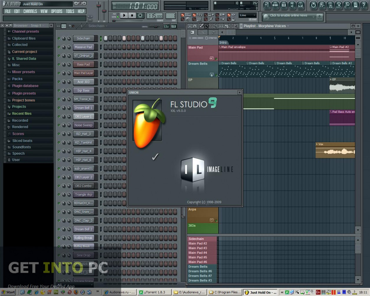 Fruity Loops Studio Offline Installer