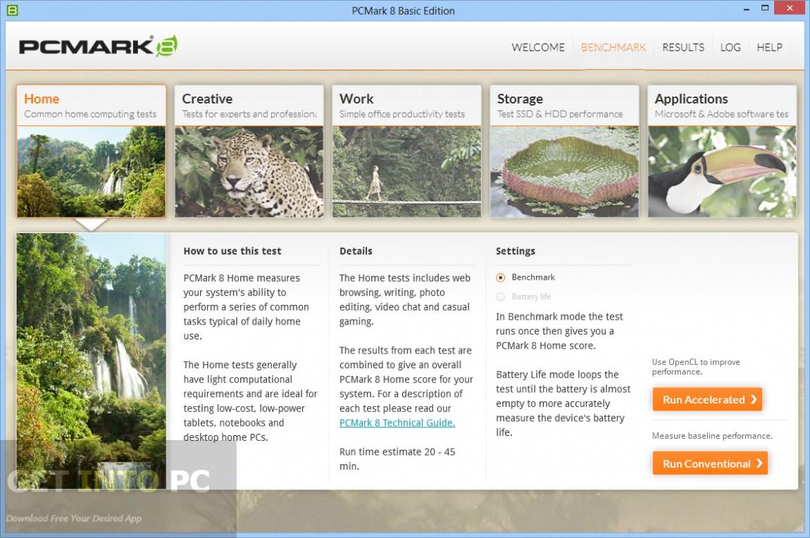 Futuremark PCMark Pro Edition Direct Link Download