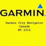 Garmin City Navigator Canada NT 2016 Free Download