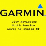 Garmin City Navigator North America Lower 49 States Free Download
