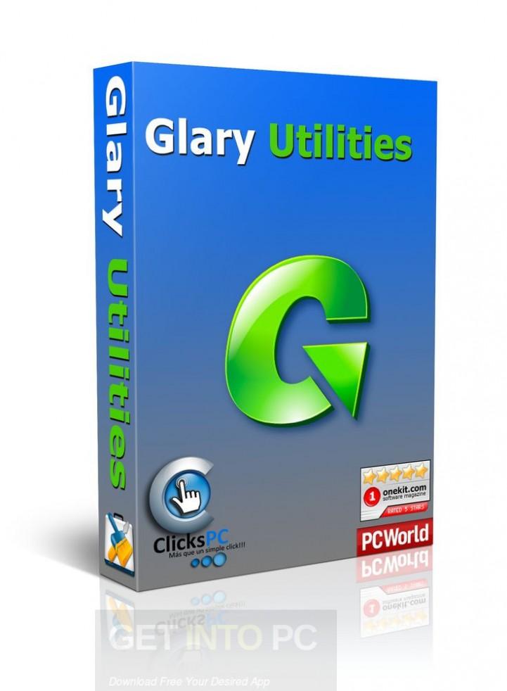 Glary Utilities Pro Portable Free Download