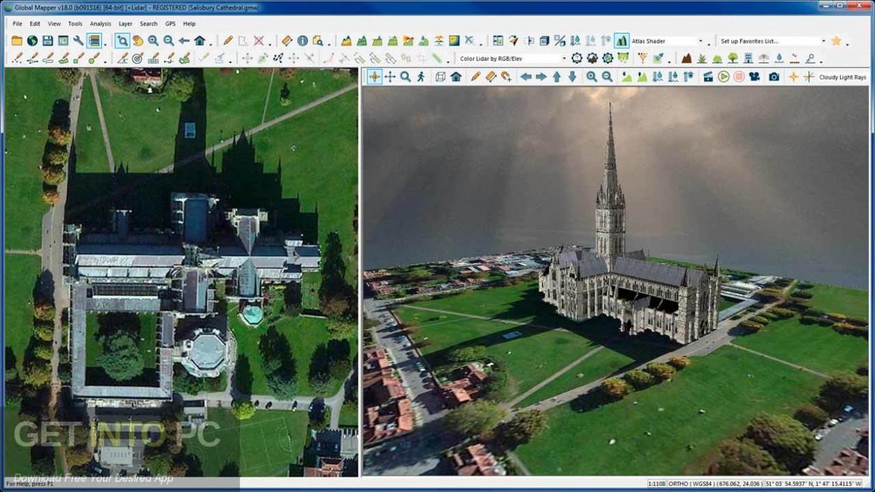 Global Mapper 20 Direct Link Download-GetintoPC.com