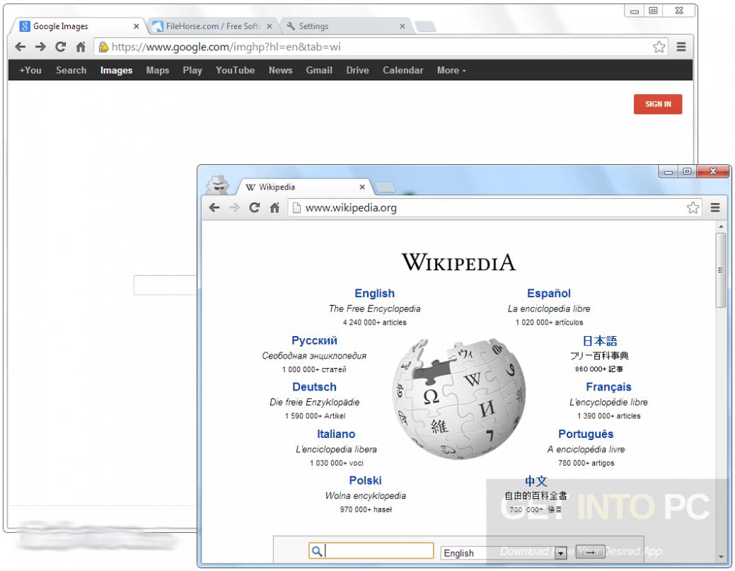 Google Chrome 58.0.3029.110 Direct Link Download