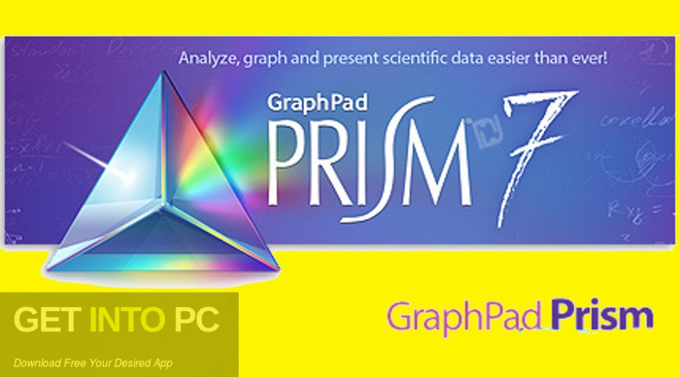 GraphPad Prism 2018 v7.05 Free Download-GetintoPC.com