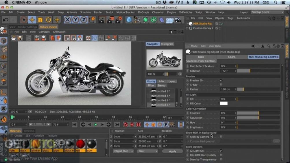 GreyscaleGorilla GSG HDRI Studio Direct Link Download-GetintoPC.com