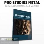 GreyscaleGorilla HDRI Pro Studios METAL 07 Free Download