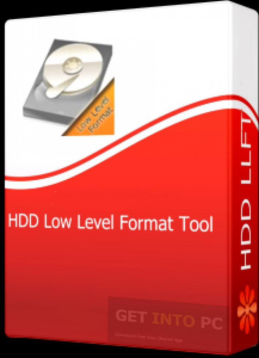 HDD Low Level Format Tool Portable Free Download