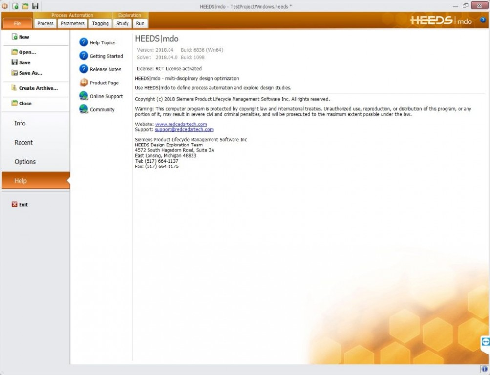 HEEDS MDO 2018 Latest Version DOwnload