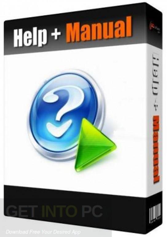 Help & Manual 7.3.3 Free Download