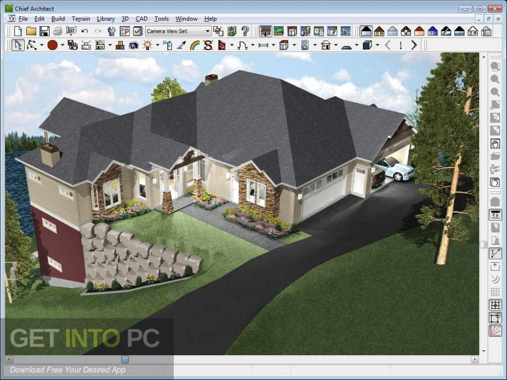 Home Designer Professional 2019 Direct Link Download-GetintoPC.com
