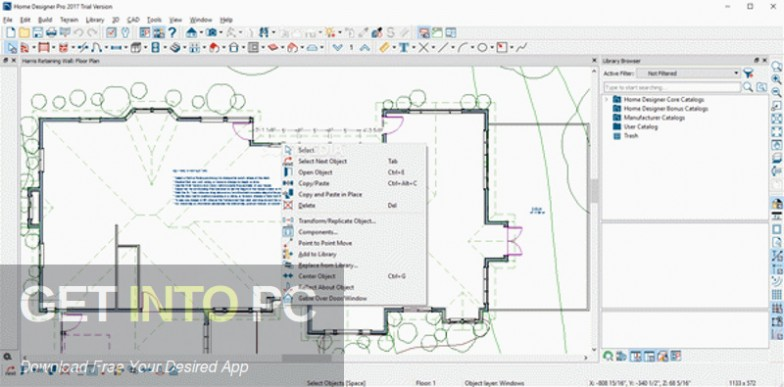 Home Designer Professional 2019 Latest Version Download-GetintoPC.com
