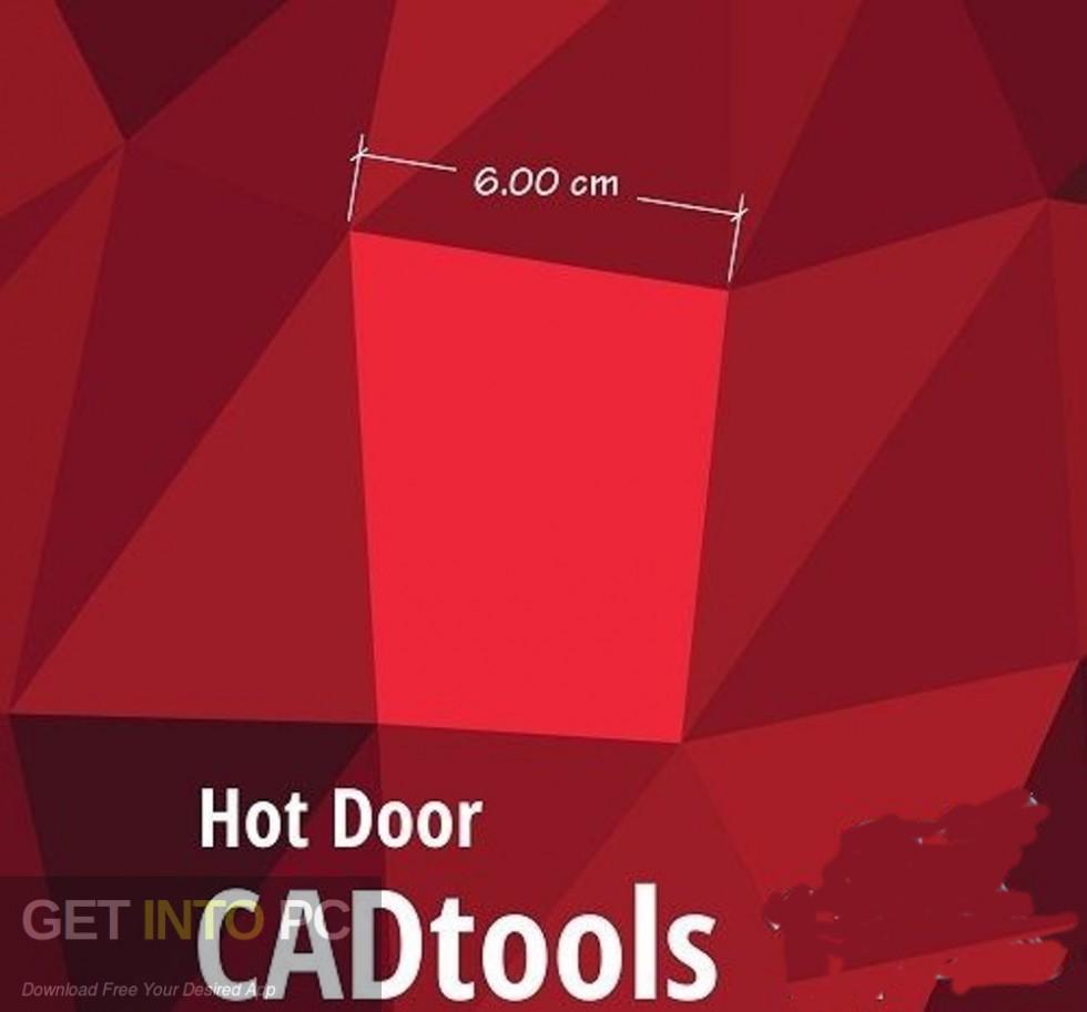 Hot Door CADtools for Adobe_Illustrator for Mac Free Download-GetintoPC.com