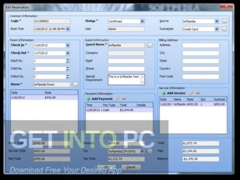 Hotel Management System Offline Installer Download-GetintoPC.com