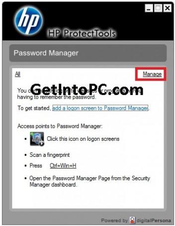 Fix Finger Reader on HP laptop step 8