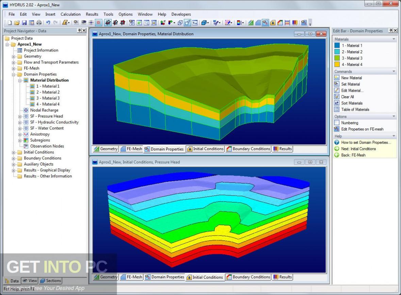 HYDRUS 2D 3D Pro Offline Installer Download-GetintoPC.com