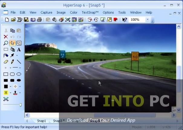 HyperSnap Offline Installer