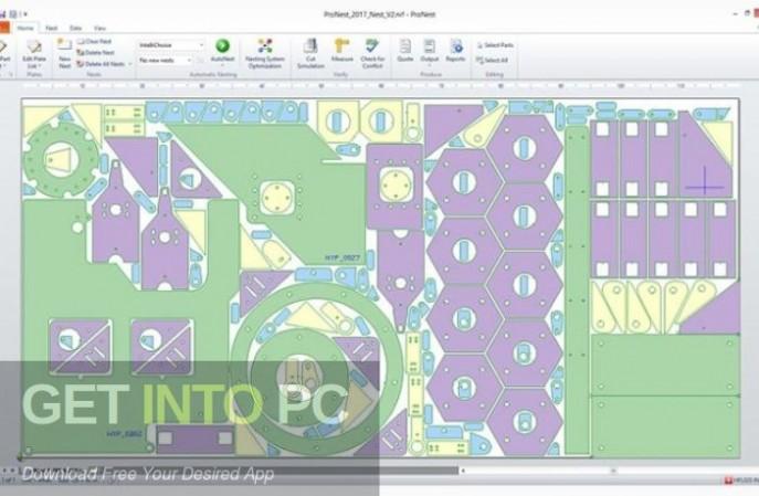 Hypertherm ProNest 2019 Direct Link Download-GetintoPC.com