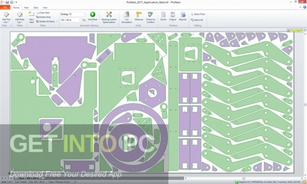Hypertherm ProNest 2019 Latest Version Download-GetintoPC.com