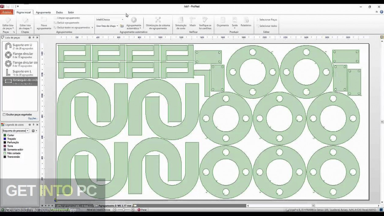 Hypertherm ProNest 2019 Offline Installer Download-GetintoPC.com