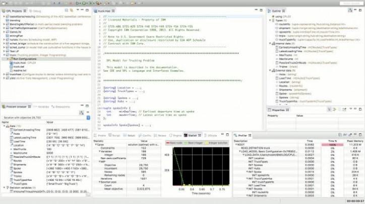 IBM ILOG CPLEX Enterprise Server Offline Installer Download