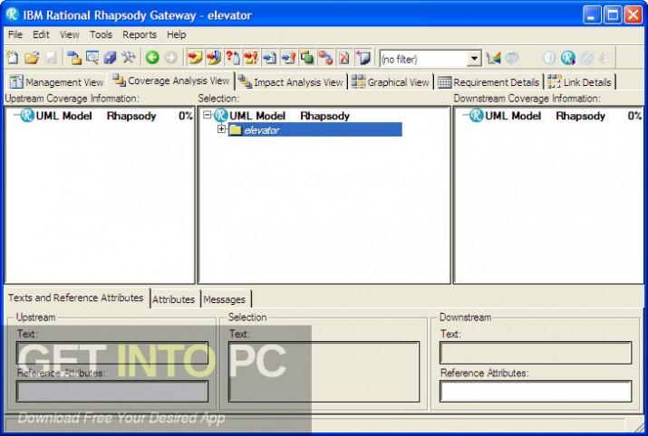 IBM Rhapsody v7.5 Latest Version Download-GetintoPC.com