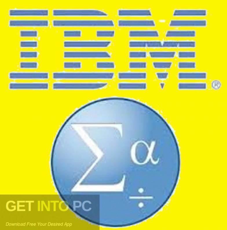 IBM SPSS Statistics 25 for Mac Free Download-GetintoPC.com