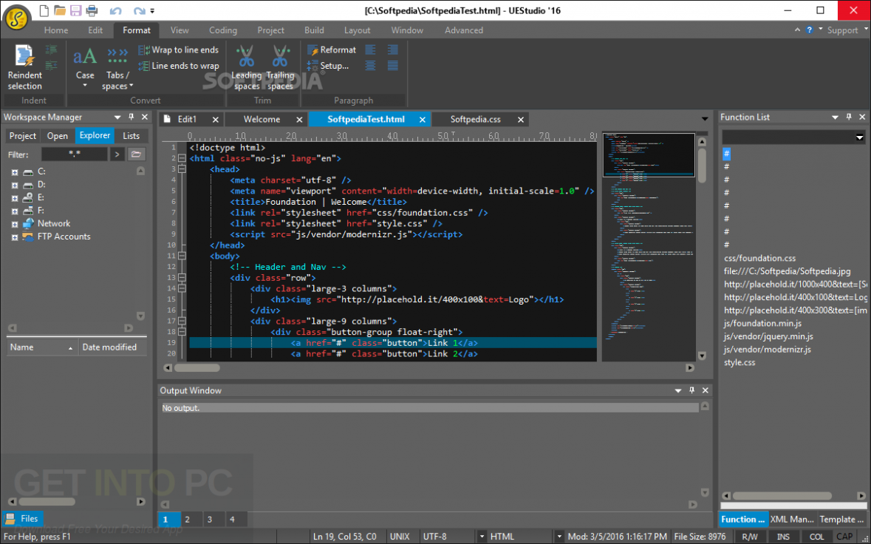 IDM UEStudio 17.20.0.16 Latest Version Download