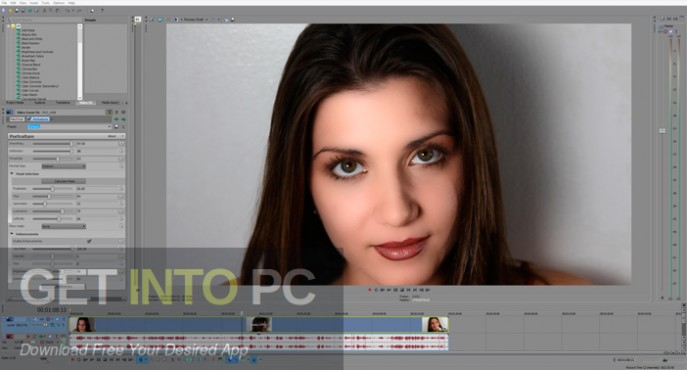 Imagenomic Portraiture Video Plugin for Adobe Premiere Direct Link Download-GetintoPC.com