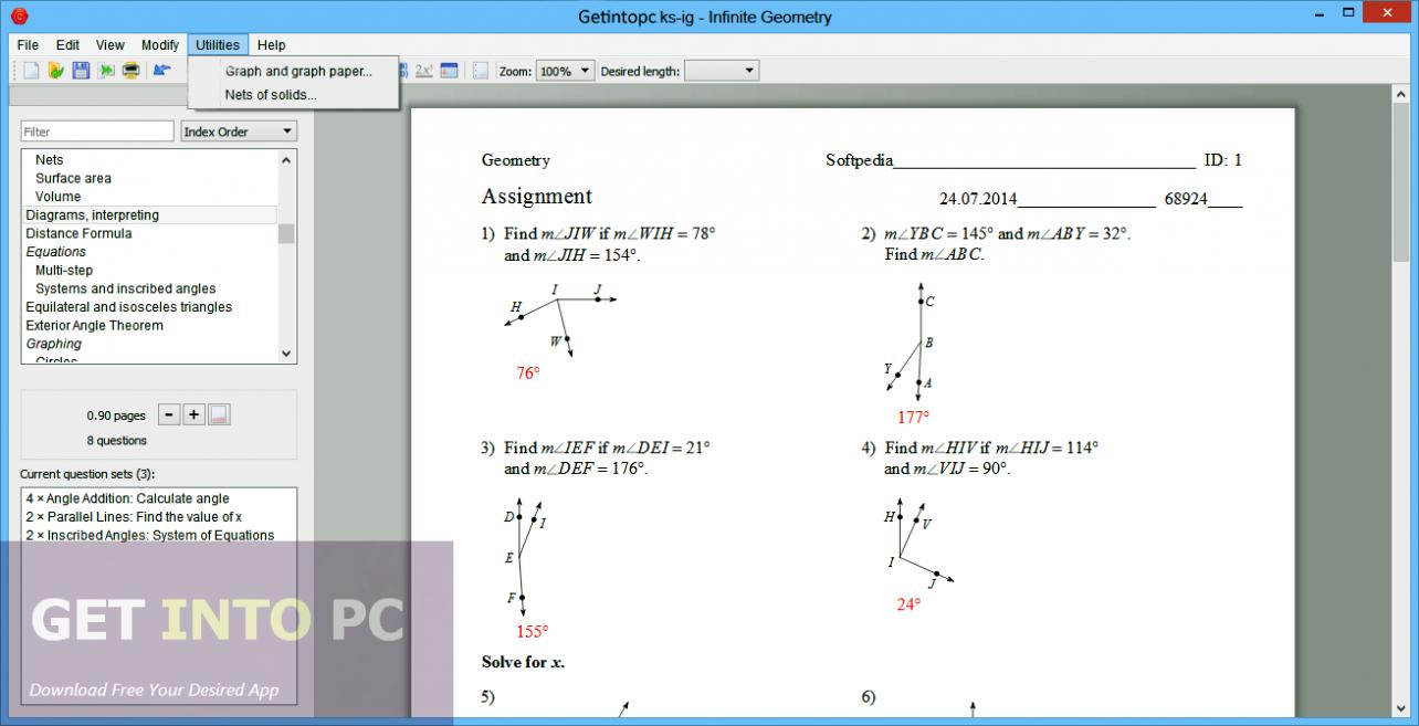 Infinite Geometry Free Download