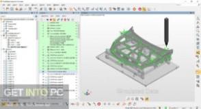 InnovMetric PolyWorks Metrology Suite 2020 Latest Version Download-GetintoPC.com