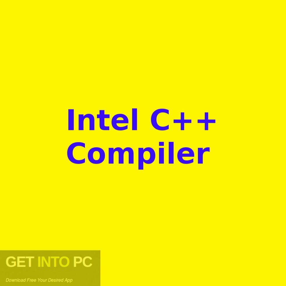 Intel C++ Compiler Free Download-GetintoPC.com