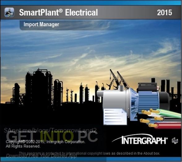 Intergraph SmartPlant Electrical 2015 Free Download-GetintoPC.com