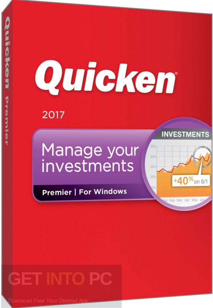 Intuit Quicken 2017 Deluxe Home Business Free Download
