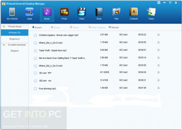 iPubsoft Android Desktop Manager Latest Version Download