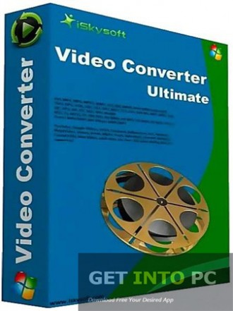 iSkysoft Video Convertor Ultimate Setup exe