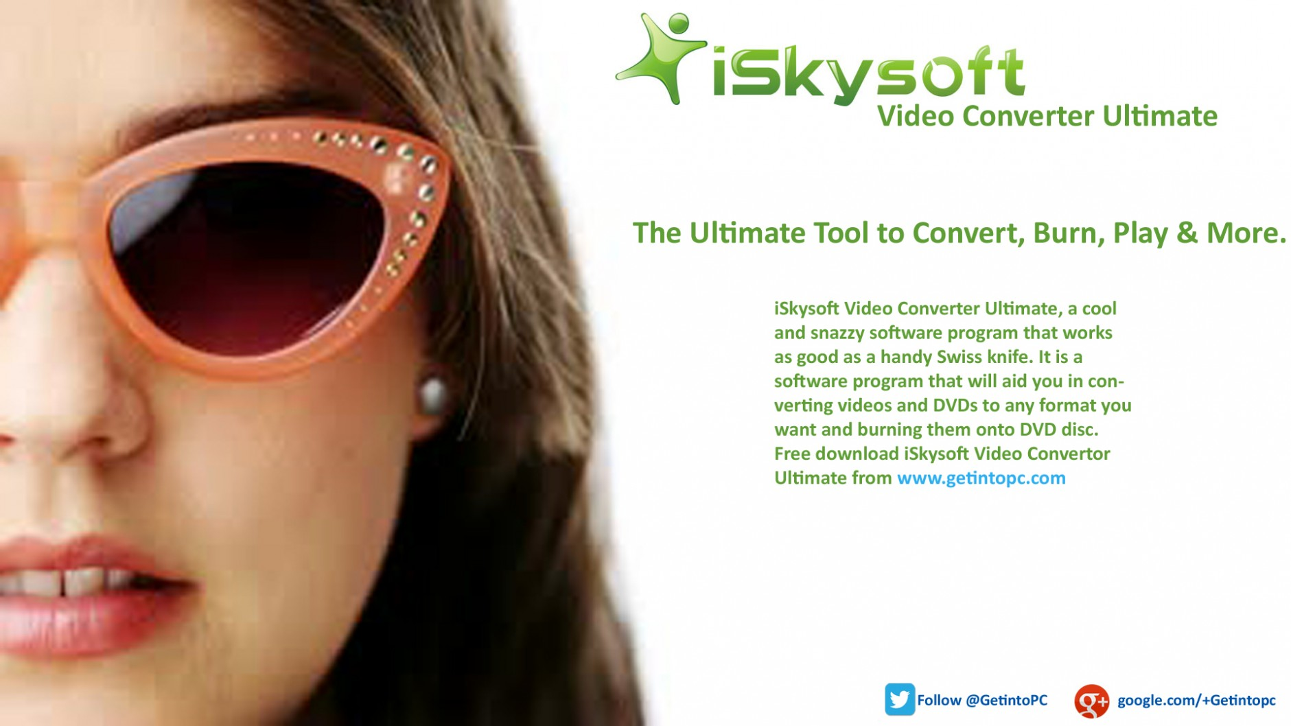 iSkysoft Video Convertor Ultimate Free Download