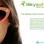 iSkysoft Video Converter Ultimate Free Download