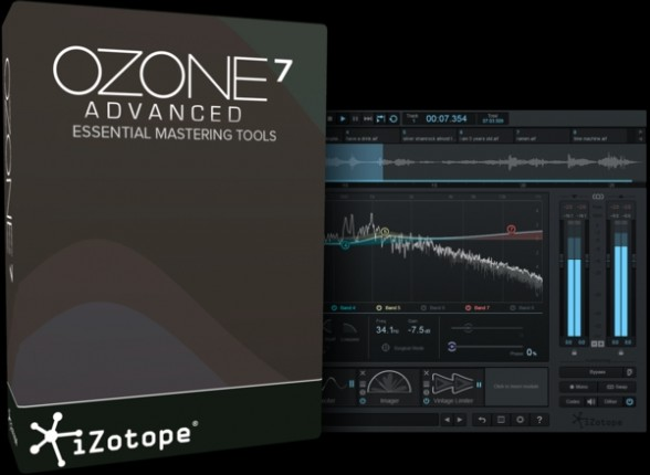 iZotope Ozone Advanced v7 x86 x64 Free Download
