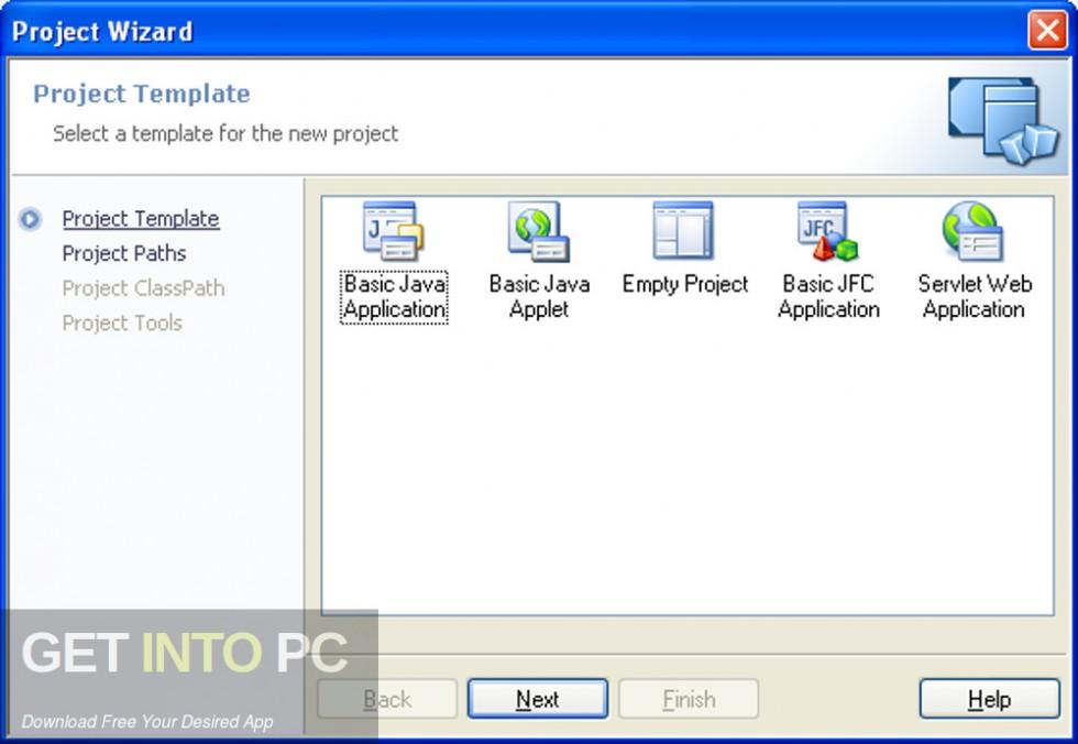 JCreator Pro Latest Version Download-GetintoPC.com